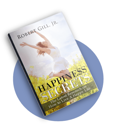 Happiness Secrets - self-help book